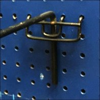 Guitar Center Electric Guitar Pegboard Hook Square