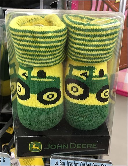 John Deere Merchandising and Outfitting