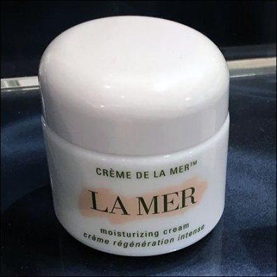 La Perla La Mer Nightly Luxury Moisturizing Display Aux