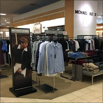 Michael Kors Multi-Branded Department