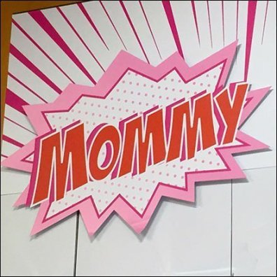 Mommy and Me Children's Apparel Shout Out