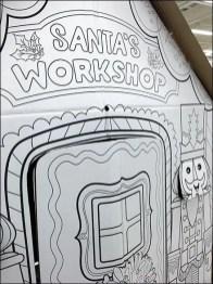 Santa's Workshop Corrugated Construction Playhouse 1