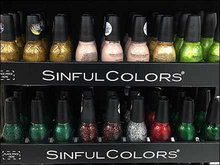 Sinful Colors Best Trends Nail Polish Sidekick
