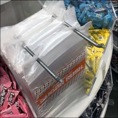 Sugar Rush Sweet Deal Candy Bulk Bin Bags