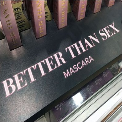Too Faced Better Than Sex Mascara Feature