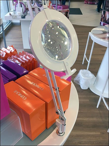 Professional Quality Cosmetics Magnifier at Ulta