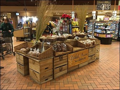 Whole Grains Healthier Life Display
