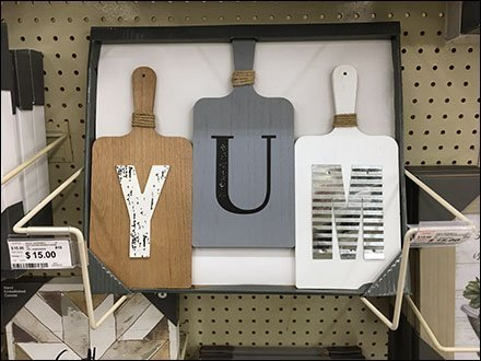 Yummy Cutting Board Frame Holder