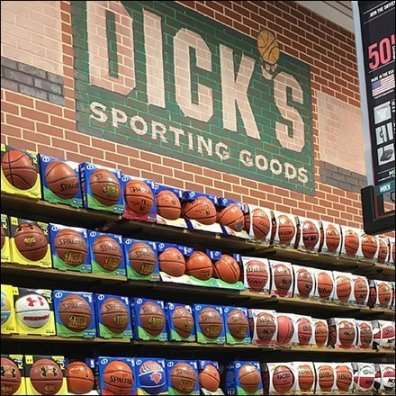 Dick's Wall of Basketballs Mass Merchandising Feature1