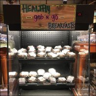 Healthy Grab 'N Go Breakfasts Specials Square2
