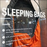 North-Face Sleeping-Bags Sleep Standing Up