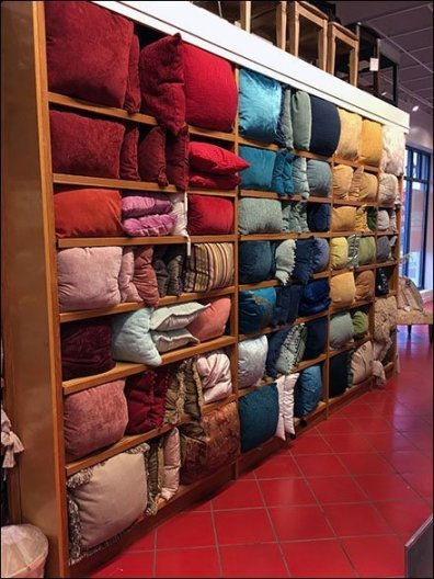 Best of Pillow Mass Merchandising