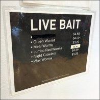 Refrigerated Live Bait In-Store Sales