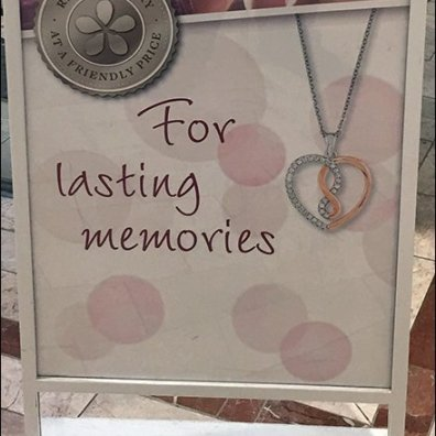 Amor Fashion Jewelry for Lasting Memories Main