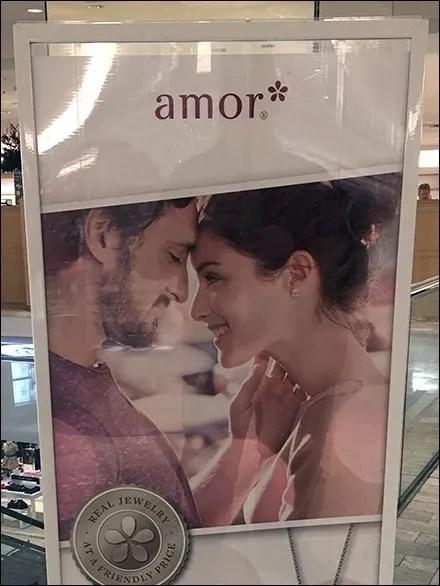 Amor Fashion Jewelry for Lasting Memories Main