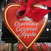 Upscale Carmel Apple Grab-And-Go Promo