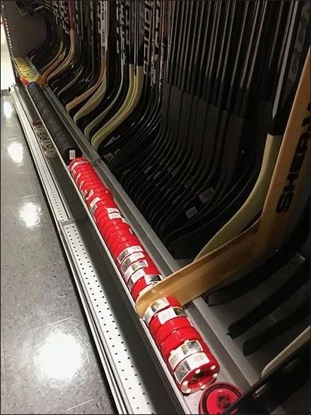 Gondola Hockey Cross-Sell