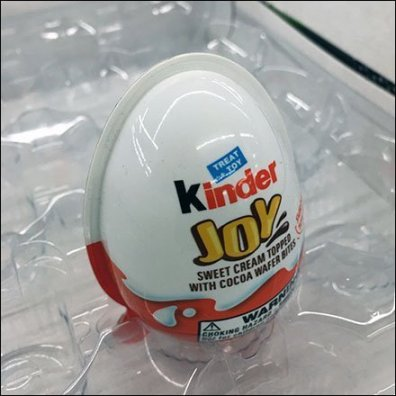 Lonely Kinder Joy Mated Tray Sellout