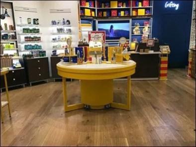 L'Occitane Sink Island In-Store 3