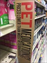 Pet Medication Violator Cross-Sell in HBA