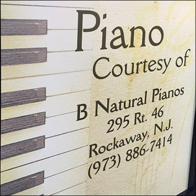 Mall Concourse Piano Courtesy of B Natural