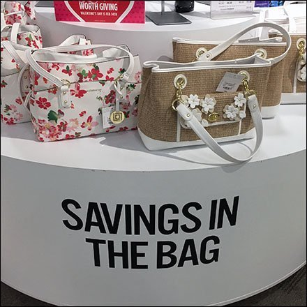 Purse Savings In The Bag Promotion