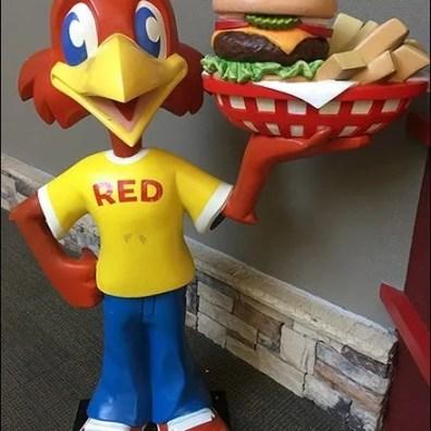Red Robin Mall Concourse Concierge Service