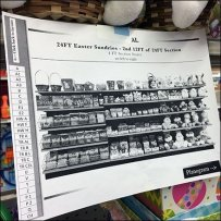 Savvy Easter Sundries Planograms In Play