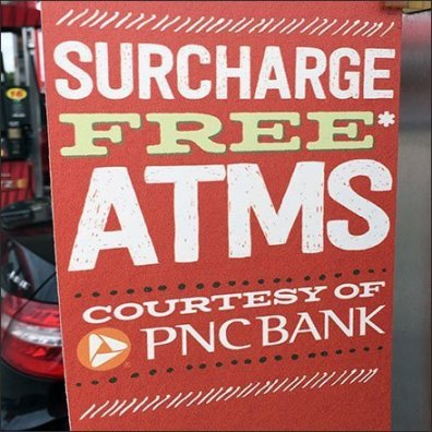 Sheetz Gasoline Pump ATM Violator