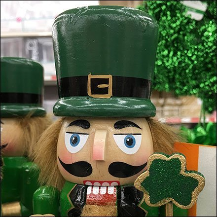 St. Patrick's Day Nutcracker Celebration Square1