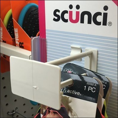 Sunci Scan Hooked Aisle Invader Feature