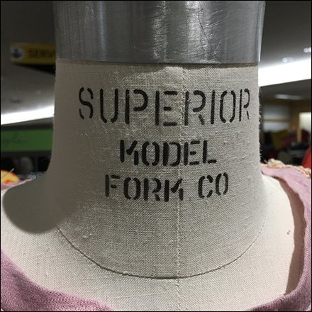 Superior Model Form Vintage Army Mannequins