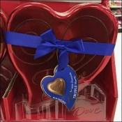 Chocolate Truffle Hearts Highlight Valentine's Day