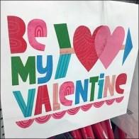 Valentine's Day Gift Bag Scan Hook