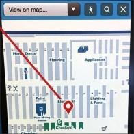 Comprehensive Store Navigation At Lowes Aux
