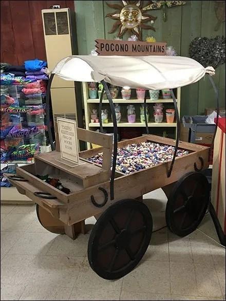 Conestoga Wagon Rock Collection Merchandising