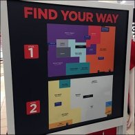 Find Your Way Store Navigation Map Feature