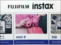 FujiFilm Instax Gondola-Mount Inline Display