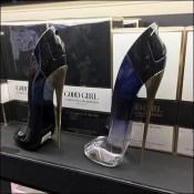 Good Girl High Heels Strut Shelf Edge