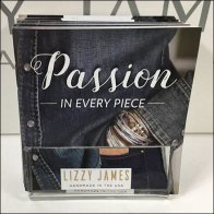 Lizzy James Business Card Holder Brochures
