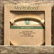 MantraBand Bracelet Table-Top Display