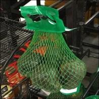 Authentic Avocado Mesh Bag Merchandising