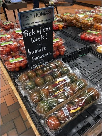 Produce Pick of The Week Promotion
