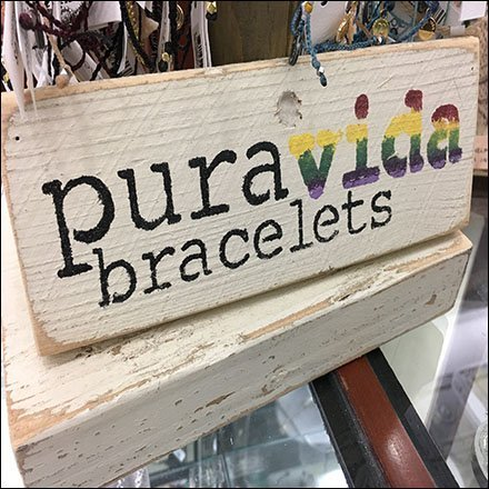 Puravida Bracelets Natural Tree Display Square