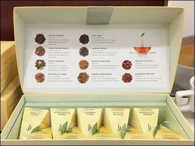 Tea Forte Tea Tasting Assortment Sampler