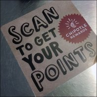 Chipotle Rewards Scan For Points Reminder
