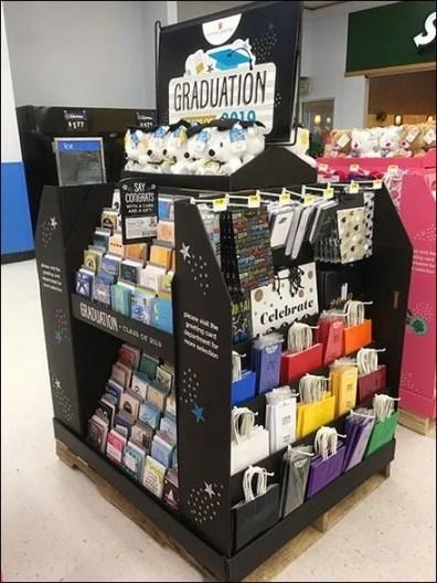Congrats To Grads Island Display