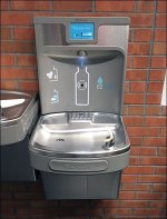 Elkay EZH2O Bottle-Filling Water Fountain
