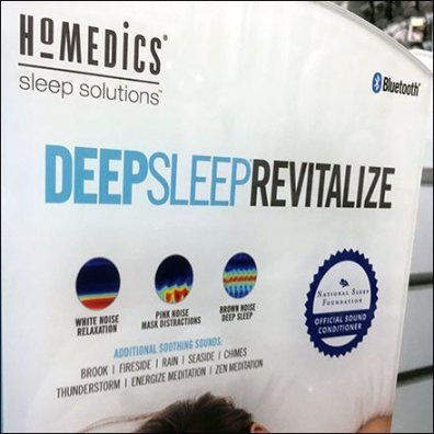 Homedics Sound System Sleep Solutions