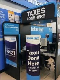 Jackson Hewitt Office